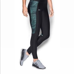 Under Armour | Fly By Reflective Printed Leggings